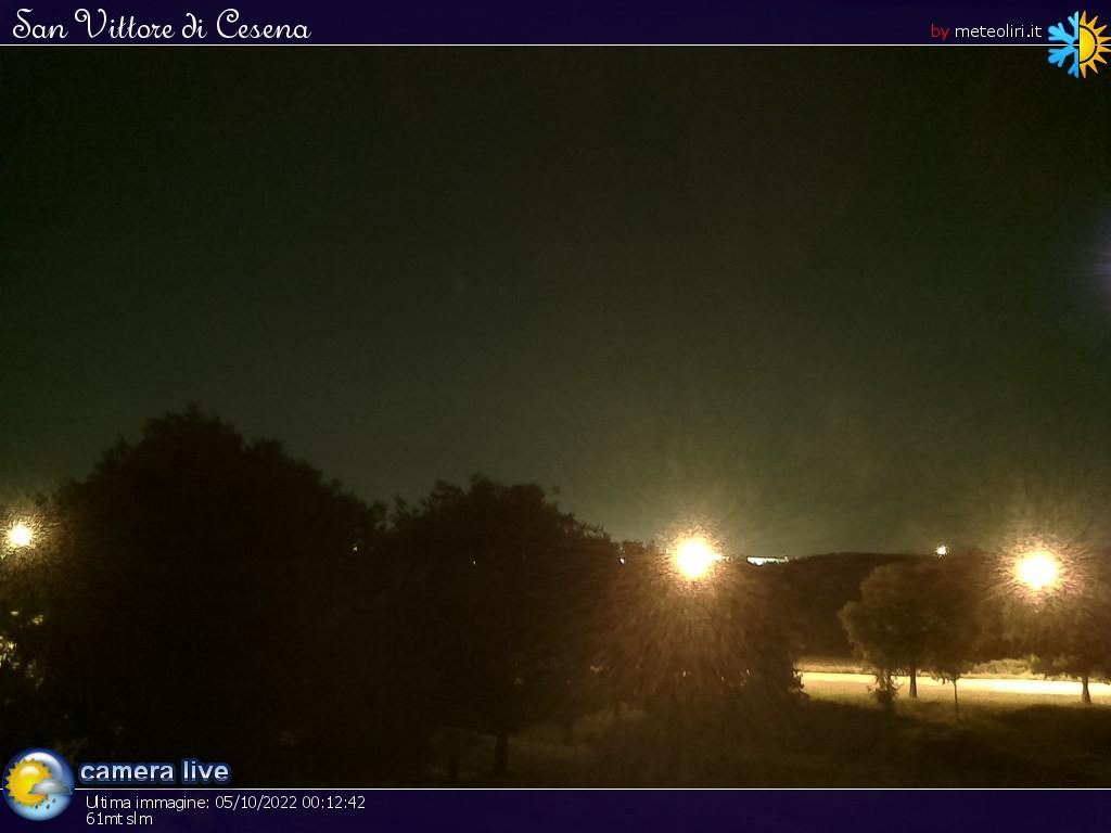 panorama V4 webcam cesena